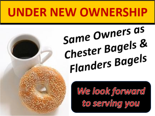 mendham bagel grand reopening